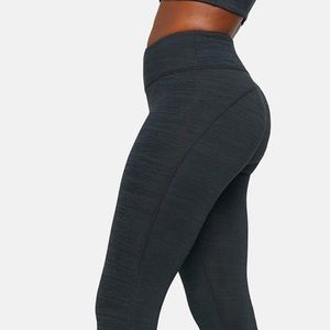 Outdoor voices tech sweat flex leggings night